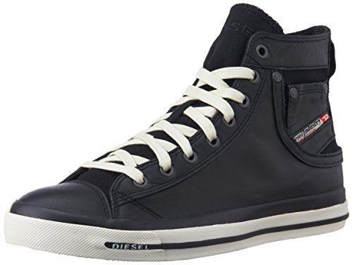 Diesel MAGNETE EXPOSURE I - Glattleder Herren Hohe Sneakers - http://on-line-kaufen.de/diesel/diesel-magnete-exposure-i-glattleder-herren-hohe