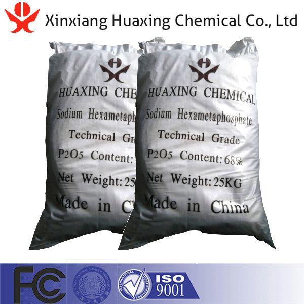 Sodium hexametaphosphate / Sodium metaphosphate / CAS 10124-56-8