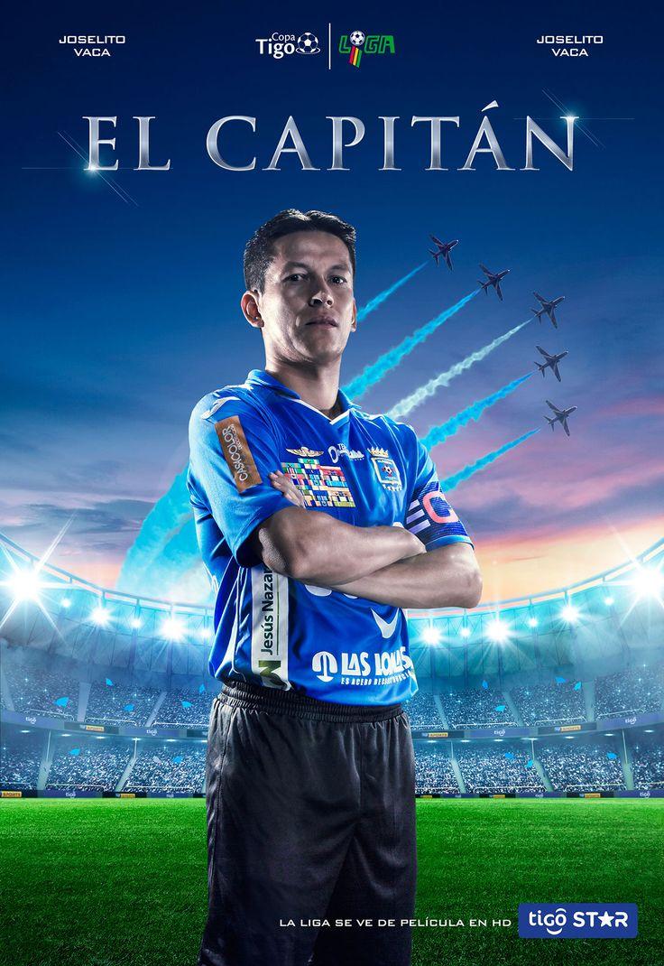 Tigo Star / Campaña Liga Boliviana II