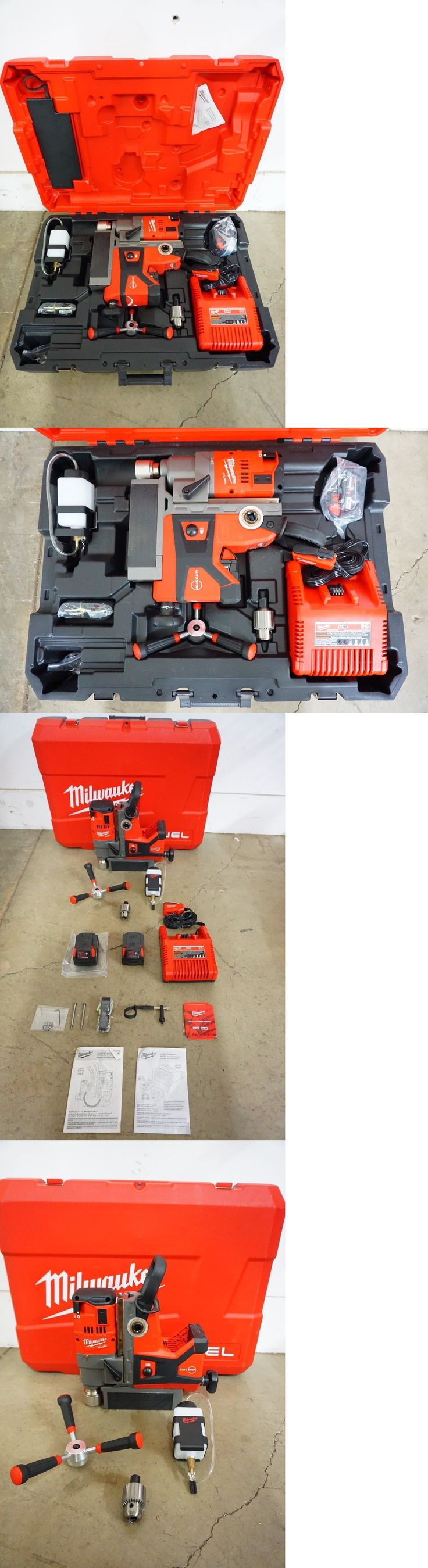 Combination Sets 177000: Milwaukee M18 Fuel 18V 1-1 2 Lineman Magnetic Drill W Batteries 2788-22 New -> BUY IT NOW ONLY: $2099.99 on eBay!
