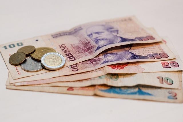 Pesos argentinos by henrybugalho, via Flickr