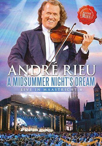 From 7.98 Andre Rieu-a Midsummer Night's Dream -dvd-