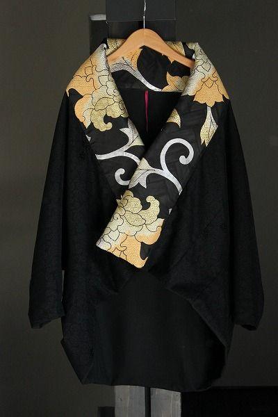 Outer - 帯カラードルマンコート - 着物リメイク、和柄ファッションアイテムの通販サイト/FURYU フウリュウ