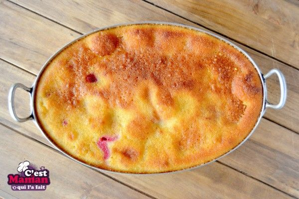 Gâteau aux prunes de Paul Bocuse - C'est maman qui l'a fait