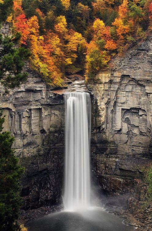 Beautiful Nature - waterchild09: Ithaca, New York
