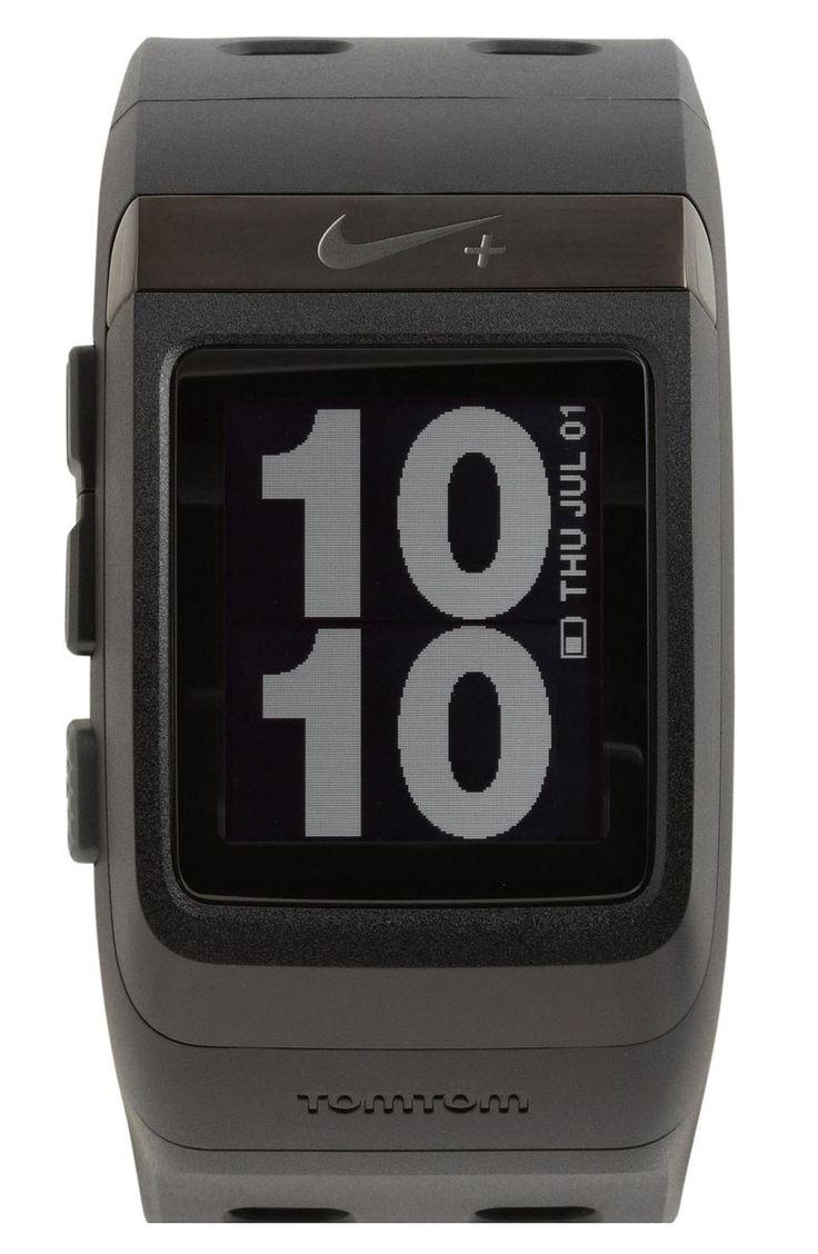 Nike+ Sport Watch GPS | athletic | sports | mens watch GPS | menswear | mens style | mens fashion | wantering http://www.wantering.com/mens-clothing-item/nike-sport-watch-gps/ab0Sd/