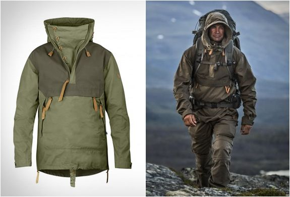 ANORAK NO 8   BY FJALLRAVEN   Image