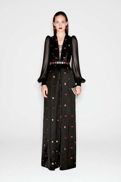 See every look from Alexander McQueen's new Pre-Fall 2016 collection