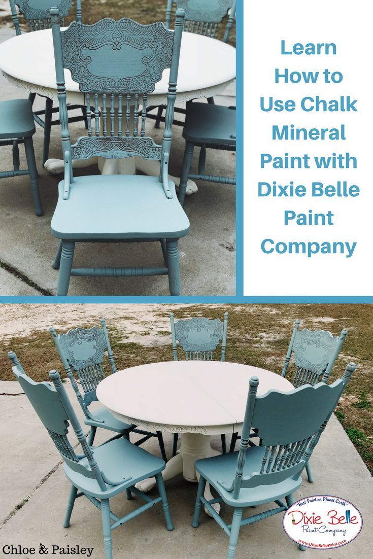 add these detailed chairs to your dining room dixie belle chalk rh pinterest com au