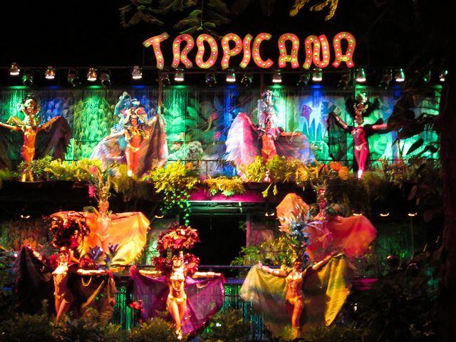 Tropicana Club in Havana