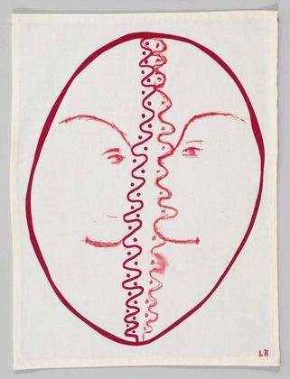 Louise Bourgeois. Untitled. 2002