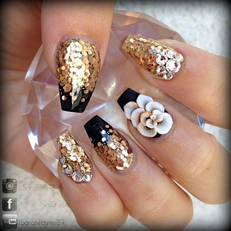 Coffin nails by Sarah payne