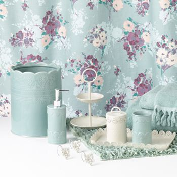 Lc Lauren Conrad Bath Set Too Cute Home Decor Pinterest Green Mint Green And Colors