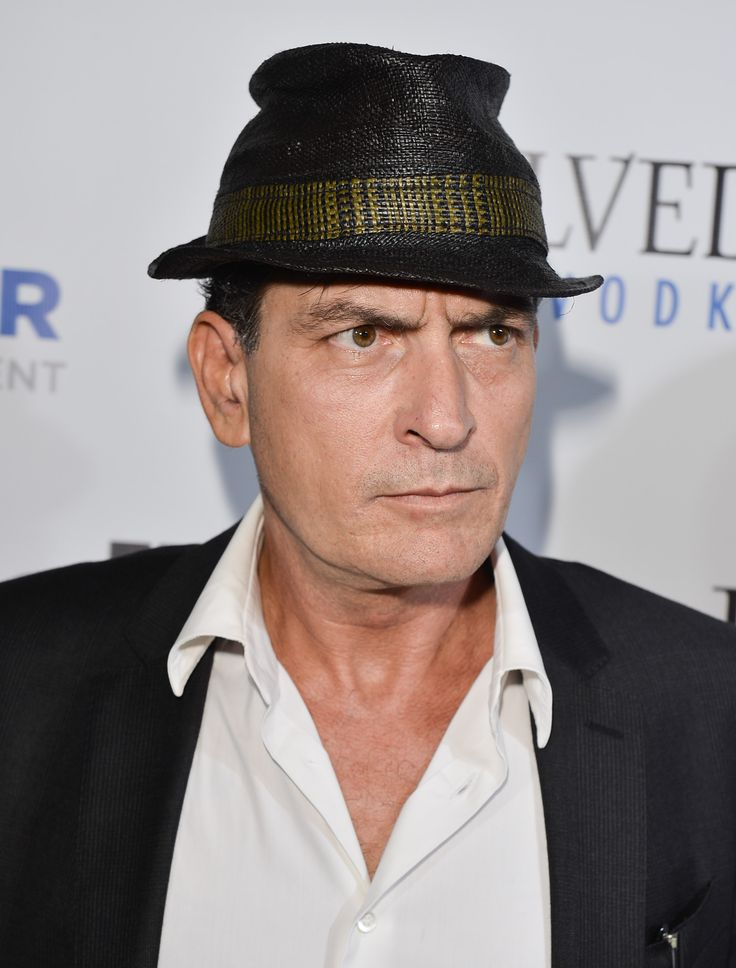 Charlie Sheen reveals he's HIV positive in TODAY Show