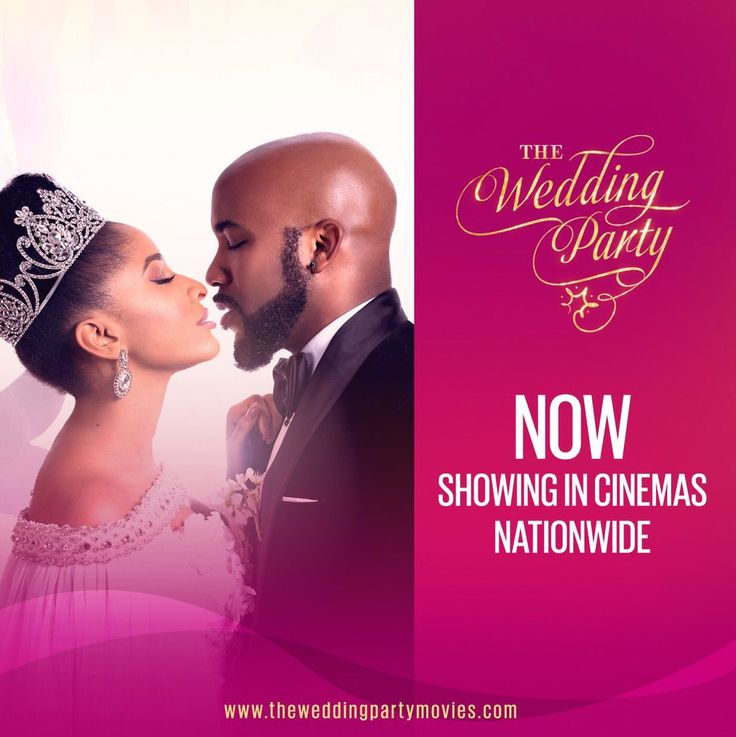 Dotun Omiyale's Blog: MOVIE: WEDDING PARTY MAKES HISTORY, GROSSES OVER N...