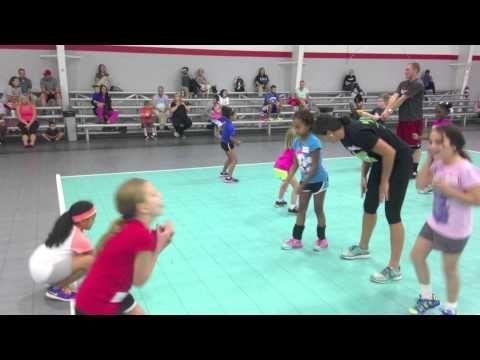 Volleytotz And Volleykidz Volleyball Program For Kids Youtube Voleybol