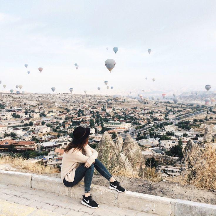 Cappadocia mountains, instagram @anyaklyueva