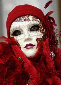 Avant Garde 1920's Makeup