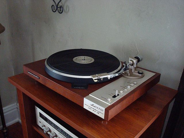 vintage marantz audiphile turntable!!! i want it!!!