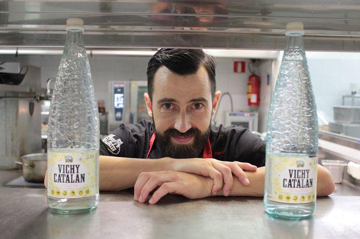 https://flic.kr/p/MqhPL5 | El chef David Heras Fayos, del restaurant Delicius (Balneari Vichy Catalan)