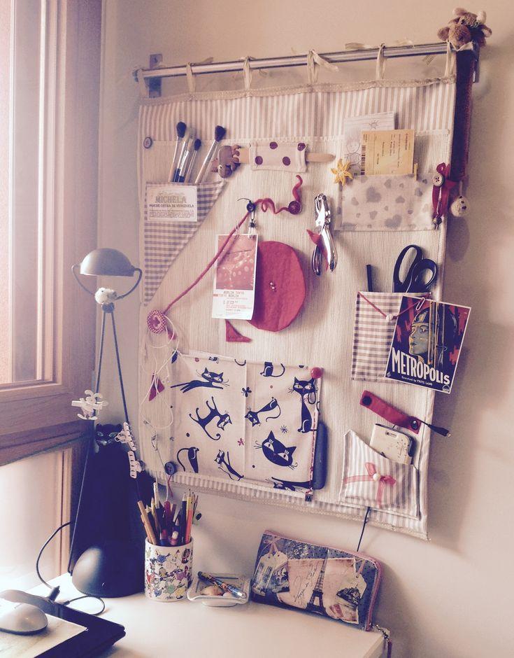 17 migliori immagini su maestra michela su pinterest for Porta bobina macchina da cucire