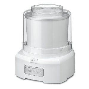 cuisinart ice-21 ice cream machine