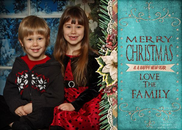 Christmas Card by Inspired by You Designs  Christmas Traditions The Collection Bundle By Meagans Creation