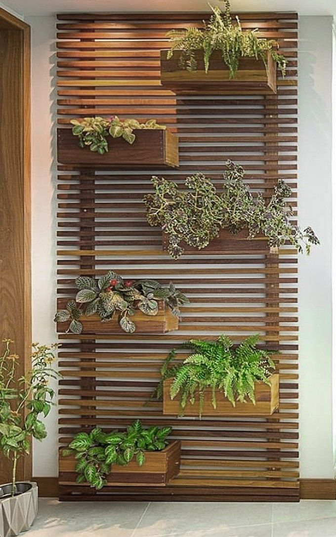 Small Balcony Ideas To Help You Make The Most Of Your Outdoor Space Posh Pennies In 2020 Vertical Garden Diy Vertical Garden Design Small Balcony Garden