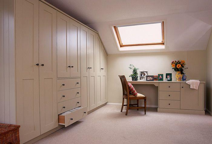 Bespoke Bedroom Furniture From Anthony Mullan Furniture
