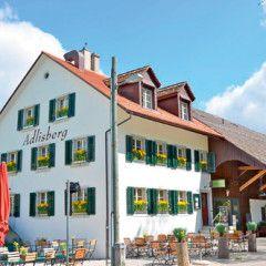 Zu Tisch: Zürich - Restaurant Adlisberg - Auf der Anhöhe des Züriberges befindet sich oberhalb des Dolders die traditionsreiche Wald- und Wiesenbeiz Adlisberg, die 2009 nach elf monatigen Umbauarbeiten neu eröffnet und im darauffolgenden Jahr mit dem Gütesiegel Best of Swiss Gastro ausgezeichnet wurde.