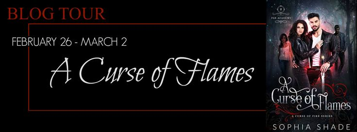 Abibliophobia Anonymous                 Book Reviews: **BLOG TOUR**  A Curse Of Flames by Sophia Shade