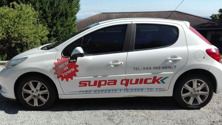 for #SupaQuick.