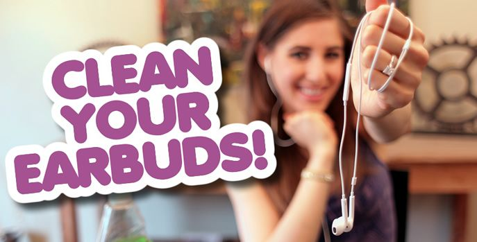 Earbuds: in-ear speakers that get waxy. Here's the situation with earbuds - and to better know what we're cleaning, let's back up a minute and quickly understand our ears a bit better. According to...