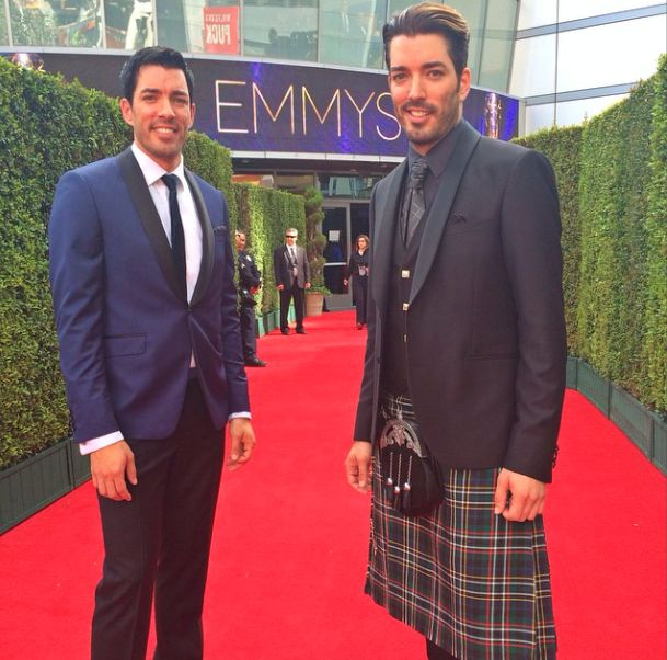 Heading into the 2014 #Emmy Awards with @mrdrewscott!