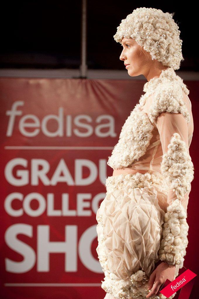 Second Year Design: Avant- Garde Fashion Showstopper  #runway #catwalk