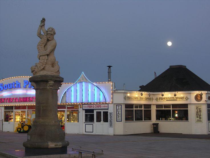 Lowestoft South Pier
