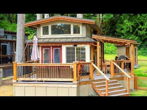 Amazing Beautifully Finished Park Model with 3 Bedrooms For Sale