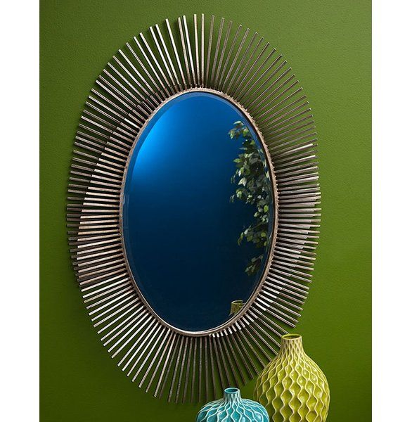 You'll love the Leaf Abstract Wall Mirror at AllModern - With Great Deals on modern Décor + Pillows products and Free Shipping on most stuff, even the big stuff.
