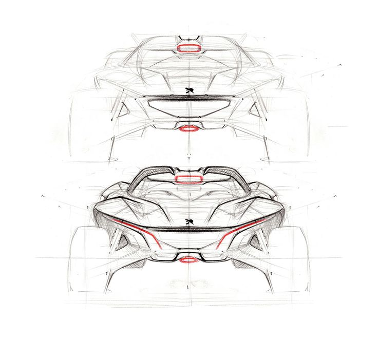 CAR_SKETCHES on Behance