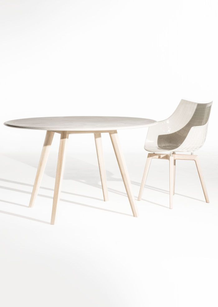 meridiana dining chair designed by christophe pillet driade 2018 rh pinterest co uk