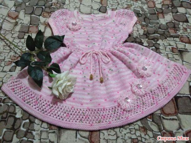 . Платье на 2-3 года