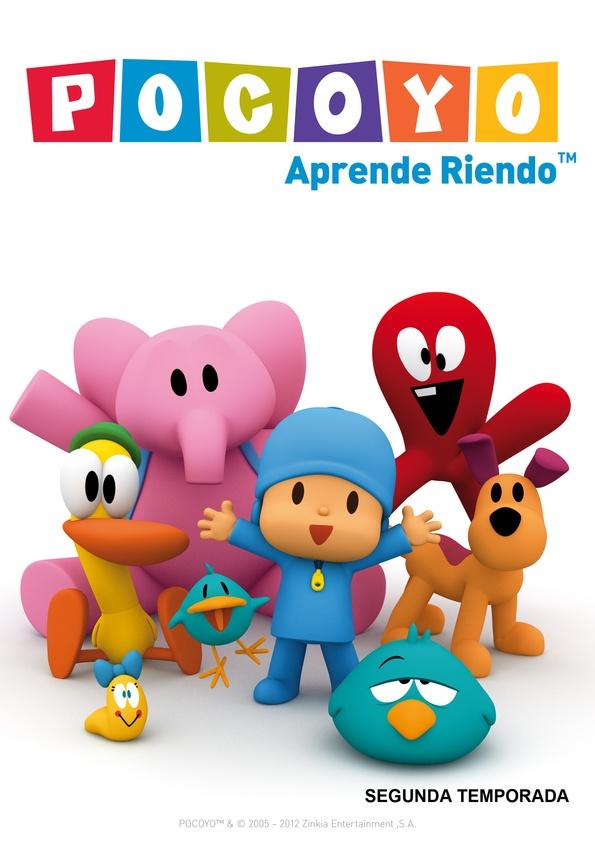 """¡Llega la segunda temporada del personaje más querido por los más pequeños de la casa! Pocoyó es un niño muy curioso,  que vive innumerables aventuras con sus amigos en un mundo que está empezando a descubrir. """"Pocoyo"""" es una serie de animación 3D producida en España, cuya animación, orientada al público de edad preescolar, se caracteriza por sus fines educativos y pedagógicos. Esta serie estimula los sentidos de los más pequeños en donde predominan los colores fuertes, la música y los…"""