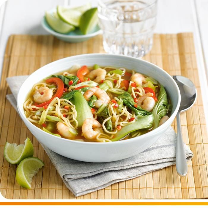 Thai hot & sour fish soup + recipe > http://bit.ly/1sNYVxa  #Sainsburys
