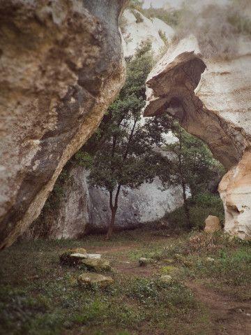 Les carrières de Bibemus à Aix-en-Provence, balade au coeur de la forêt et des rochers inspirant Cézanne