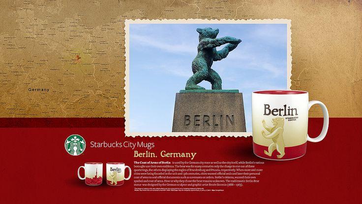 Starbucks City Mug Berlin Desktop Wallpaper