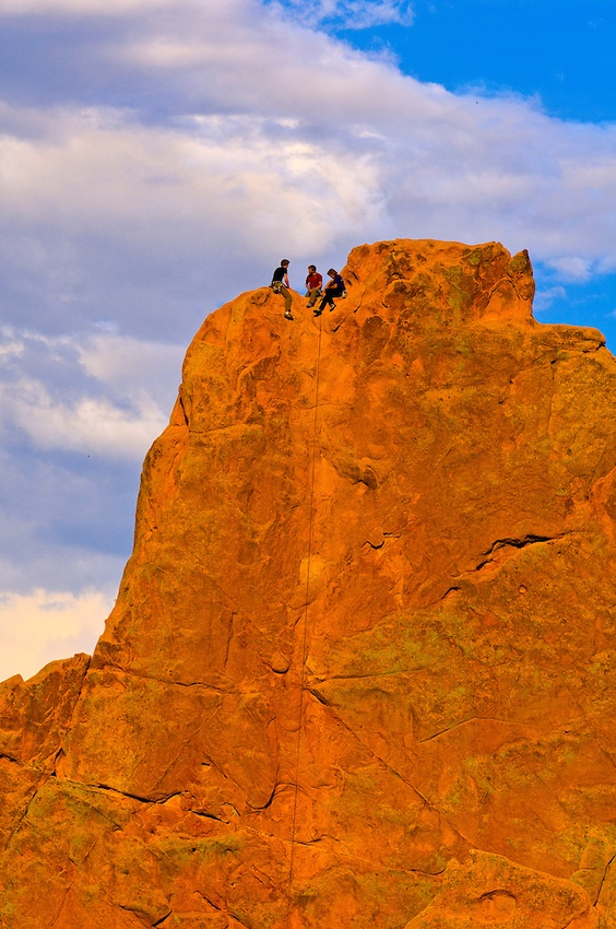 87 best colorstory insp images on pinterest paisajes nature and traveling for Garden of the gods rock climbing