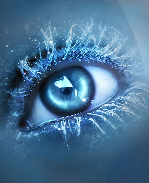 Ice Eye by ~lorency