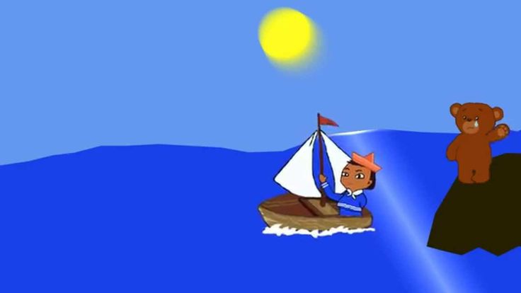 Karaoke: Vem kan segla - sjung med!