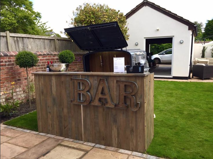 Lytham Fizz, Mobile bar & prosecco van #MobileBar. www.lythamfizz.co.uk #CocktailBar #ProseccoVan #EventBar #Events