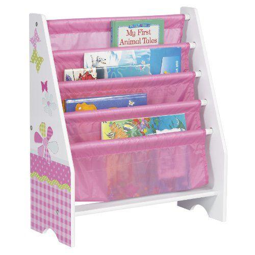World Apart 470GGL01 Book Shelf Girls Patchwork